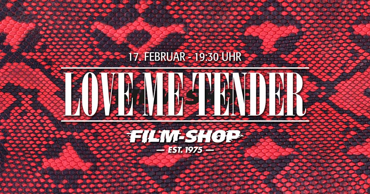 Love Me Tender - The Forgotten Valentines Day