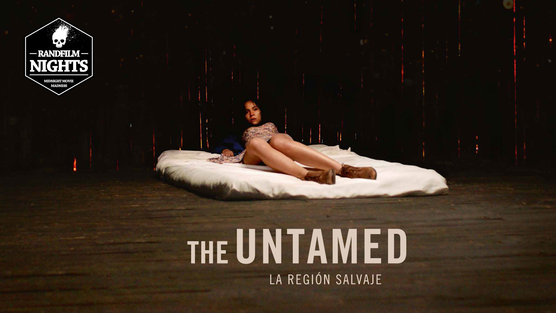 """The Untamed"""