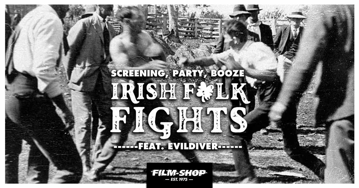 Irish Folk Fights