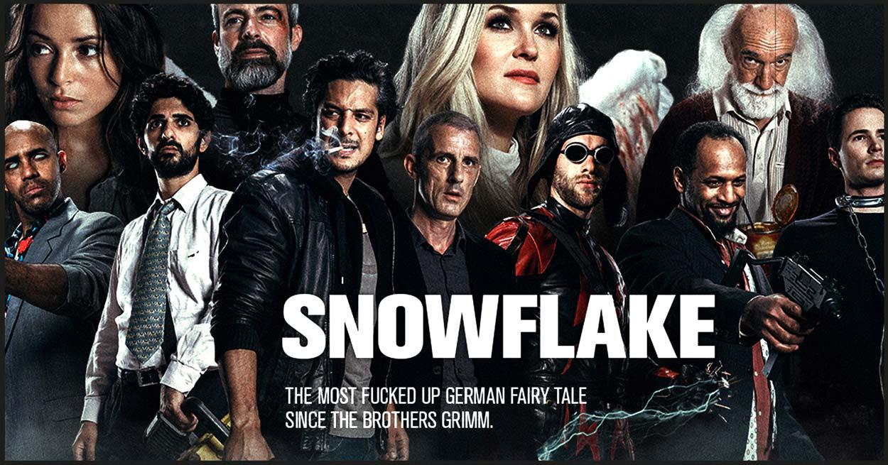 Kinopremiere: Schneeflöckchen, D 2017 + Q&A mit Regisseur und Produzenten