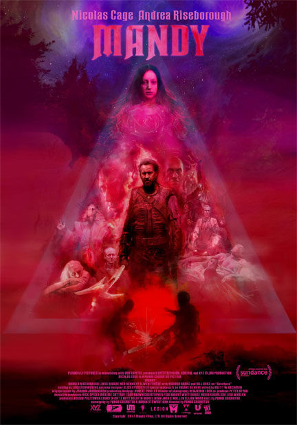 Mandy - USA 2018