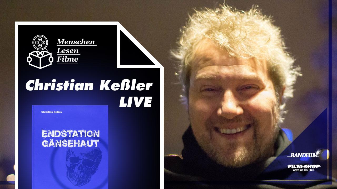 Christian Keßler - LIVE: Endstation Gänsehaut