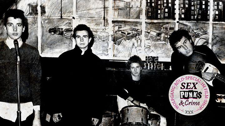 Büld-Special: Punk in London (1977)