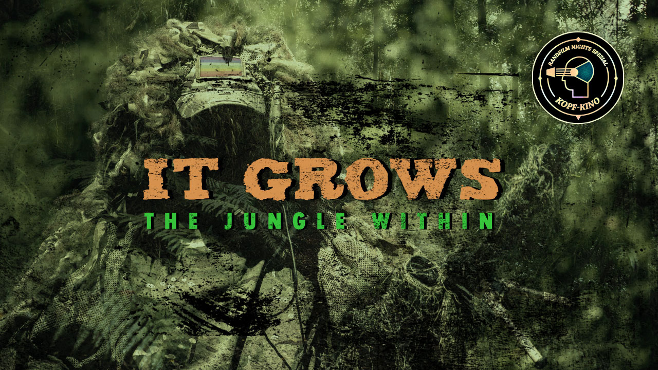 """It grows - The Jungle Within"" USA 1976"
